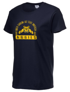 North Carolina A&T State University Aggies Women's 6.1 oz Ultra Cotton T-Shirt