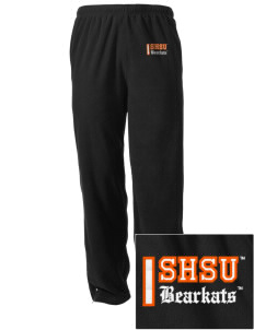Sam Houston State University Bearkats Embroidered Holloway Men's Flash Warmup Pants
