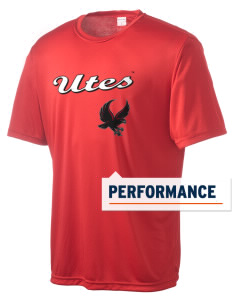 University of Utah Utes Men's Competitor Performance T-Shirt