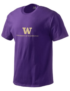 University of Washington Huskies Hanes Men's T-Shirt