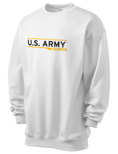 U.S. Army Men's 7.8 oz Lightweight Crewneck Sweatshirt