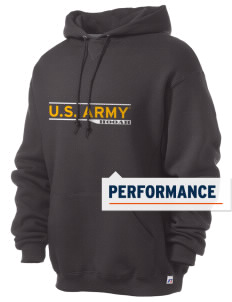 U.S. Army Russell Men's Dri-Power Hooded Sweatshirt