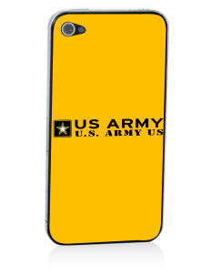 U.S. Army Apple iPhone 4/4S Skin