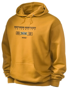 Northern Kentucky University Norse Holloway Men's 50/50 Hooded Sweatshirt