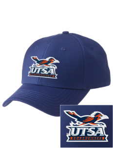 University of Texas at San Antonio Roadrunners  Embroidered New Era Adjustable Structured Cap