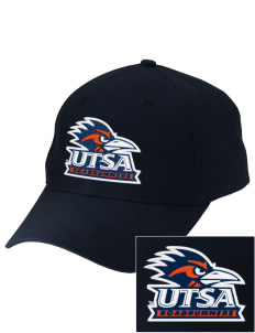University of Texas at San Antonio Roadrunners Embroidered Low-Profile Cap