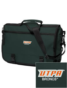 University of Texas-Pan American Broncs Embroidered Expandable Briefcase