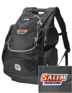 Salem State University Vikings  Embroidered OGIO Bounty Hunter Backpack