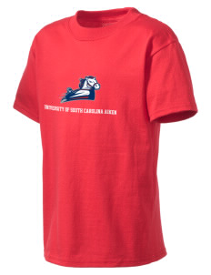 University of South Carolina Aiken Pacers Kid's Lightweight T-Shirt