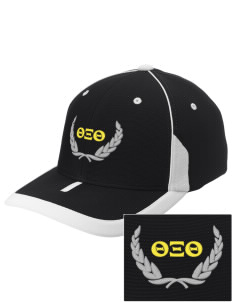 Theta Xi Theta Embroidered M2 Universal Fitted Contrast Cap