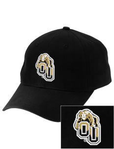 Oakland University Golden Grizzlies Embroidered Low-Profile Cap