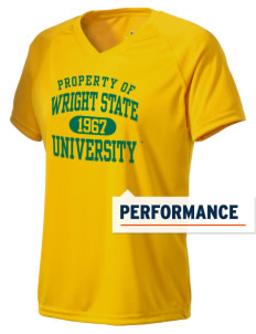 Wright State University Raiders Holloway Women's Zoom Performance T-Shirt