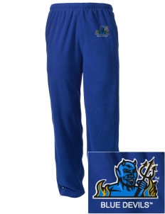 SUNY Fredonia Blue Devils Embroidered Holloway Men's Flash Warmup Pants