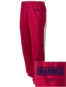 U.S. Marine Corps Embroidered Holloway Men's Pivot Warm Up Pants