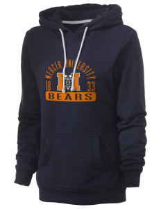 Mercer University Bears Women's Core Fleece Hooded Sweatshirt
