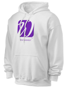 University of Wisconsin-Whitewater Warhawks Ultra Blend 50/50 Hooded Sweatshirt