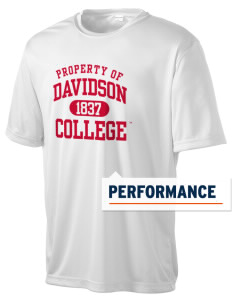 Davidson College Wildcats Men's Competitor Performance T-Shirt