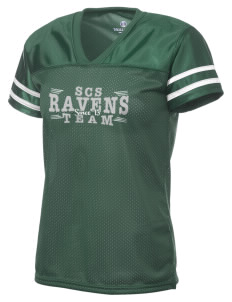 Spectrum Community School Ravens Holloway Women's Fame Replica Jersey