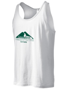 Green River Community College Gators Men's Jersey Tank