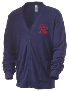 Air National Guard Men's 5.6 oz Triblend Cardigan