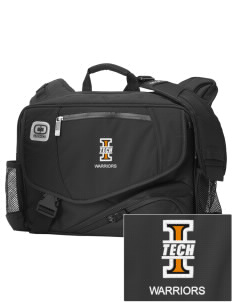 Indiana Tech Warriors  Embroidered OGIO Hip Hop messenger bag