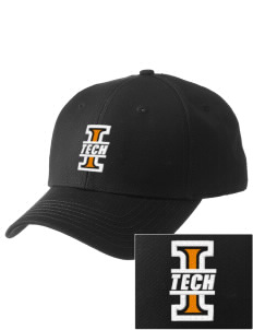 Indiana Tech Warriors  Embroidered New Era Adjustable Structured Cap