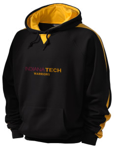 Indiana Tech Warriors Holloway Men's Hooded Sweatshirt