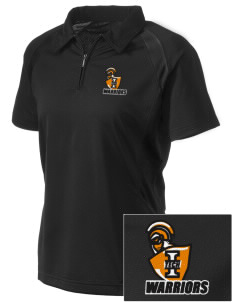 Indiana Tech Warriors Embroidered Holloway Women's Polo