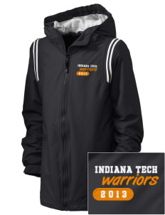 Indiana Tech Warriors Embroidered Holloway Kid's Titan Hooded Jacket