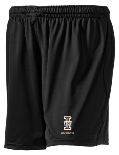"Indiana Tech Warriors Embroidered Holloway Women's Performance Shorts, 5"" Inseam"