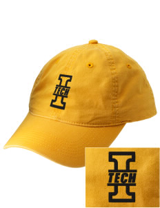 Indiana Tech Warriors Embroidered Vintage Adjustable Cap