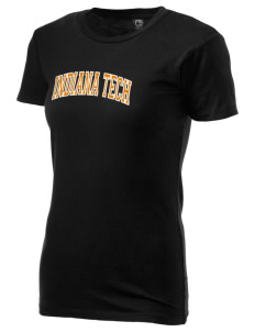 Indiana Tech Warriors Alternative Women's Basic Crew T-Shirt