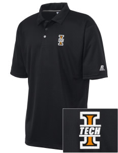 Indiana Tech Warriors Embroidered Russell Coaches Core Polo Shirt