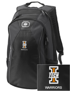 Indiana Tech Warriors Embroidered OGIO Marshall Backpack