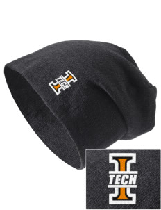 Indiana Tech Warriors Embroidered Slouch Beanie