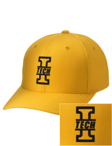 Indiana Tech Warriors Embroidered Wool Adjustable Cap