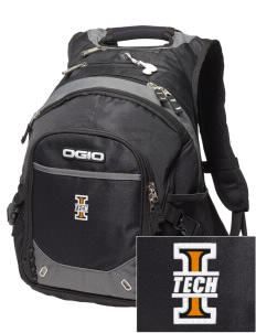 Indiana Tech Warriors Embroidered OGIO Fugitive Backpack