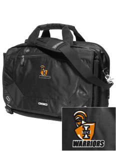 Indiana Tech Warriors Embroidered OGIO Corporate City Corp Messenger Bag