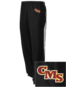 Claremont-Mudd-Scripps Men's Athletics Stags Embroidered Holloway Men's Pivot Warm Up Pants