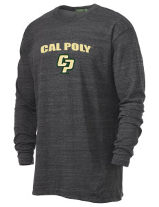 California Polytechnic State University Mustangs Alternative Men's 4.4 oz. Long-Sleeve T-Shirt