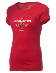 College of Charleston Cougars Holloway Women's Groove T-Shirt