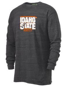 Idaho State University Bengals Alternative Men's 4.4 oz. Long-Sleeve T-Shirt