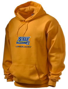 Northern Arizona University Lumberjacks Men's Hooded Sweatshirt