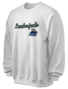 Northern Arizona University Lumberjacks Ultra Blend 50/50 Crewneck Sweatshirt