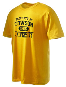 Towson University Tigers Ultra Cotton T-Shirt