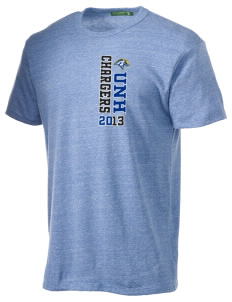 University of New Haven Chargers Alternative Men's Eco Heather T-shirt