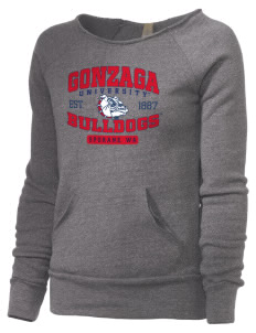 Gonzaga University Bulldogs Alternative Women's Maniac Sweatshirt