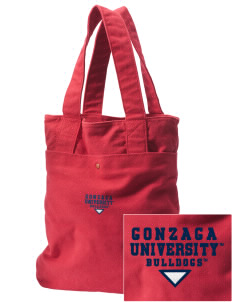 Gonzaga University Bulldogs Embroidered Alternative The Berkeley Tote