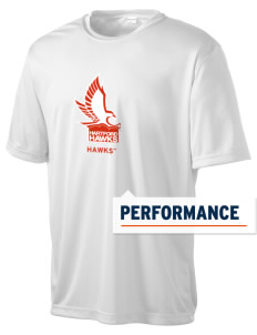 University of Hartford Hawks Men's Competitor Performance T-Shirt