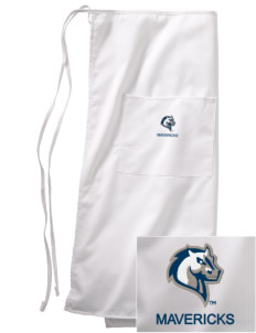 Mercy College Mavericks Embroidered Full Bistro Bib Apron
